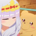 【1024】【魔王城でおやすみ】第3話 感想 私の体を触ってほしい ほか