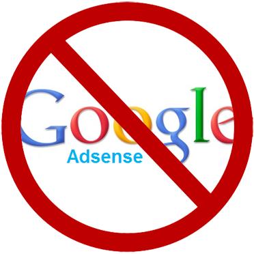 no-google-adsense