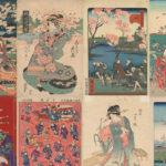 【0117】ゴッホの愛した日本の浮世絵アートコレクション500枚無料ダウンロード公開中 ほか