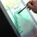 【YouTube】水彩動画塾 Lesson 5:海には空が映っている!