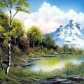 【YouTube】Bob Ross. Joy of Painting