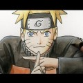【YouTube】How to Draw Naruto (Fan Art Tutorial)