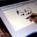 【YouTube】漫画家 水あさと Live Painting