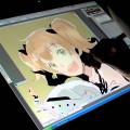 【YouTube】キャラクターデザイナーQni Live Painting