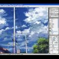 【YouTube】Step 02-05 タッチをつけながら彩色する5―IllustStudio 風景 テクニック