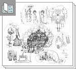 神社の描き方のメモサムネイル