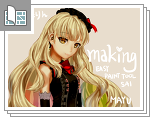 ****MAKING****厚塗り~作業工程サムネイル