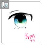 瞳の描き方サムネイル