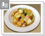 中華丼のメイキングサムネイル