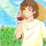 ☆スペイン親分によるトマト講座☆サムネイル