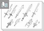 武器の種類とかのメモサムネイル