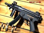 MP5Kクルツ・コンパクトサブマシンガンサムネイル