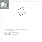 【二点透視図法】立方体の描き方【自分メモ】サムネイル