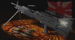 【自衛隊】M249ミニミ・ライトマシンガン空挺団...サムネイル