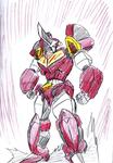 ゼクトラスと参考にならないスーパーロボットの書き...サムネイル