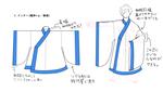 中国皇帝服の描き方サムネイル