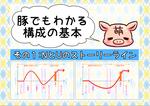 【講座】豚でもわかる構成の基本(ストーリーライン...サムネイル