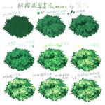 草の描き方サムネイル