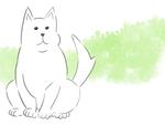 初めてのイラスタ-水彩塗り- 着色(茂み)サムネイル