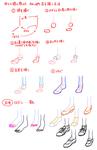 足をそれっぽく描く【中2の娘に教え描き】サムネイル