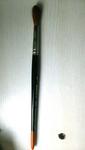 水彩絵具を使った筆を洗う 検証サムネイル