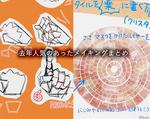去年人気のあったメイキングまとめ(手/円形タイル...サムネイル
