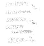 フリルと三つ編みとドリルの描き方(超初心者向け)サムネイル