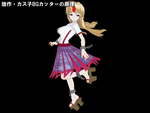 【3Dカスタム少女XP】背景切り取りプラグインの...サムネイル