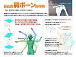 肩関節の構造・上腕回旋の考察、ボーン作例【3D・...サムネイル