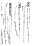 薙刀と長巻サムネイル