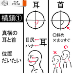 #OEKAKI サプリまとめ【1】 #絵サプリサムネイル