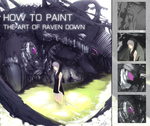 THE ART OF RAVEN DOWN : ...サムネイル