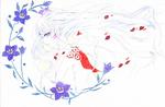 『風の匂い』+水彩作業講座(?)サムネイル