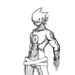 私なりの人間(男)を描く時のポイントサムネイル