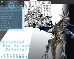 Sketchfab Materialの設定解説サムネイル