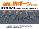 脚(股関節・大腿・膝・足首)の補助ボーン【3D・...サムネイル