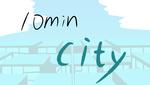 【初心者向け】10分鐘繪圖-城市サムネイル