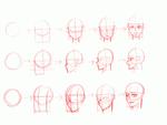 デジタル 顔練習サムネイル