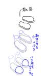 個人的スニーカー描き方(雑)サムネイル