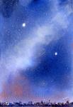 星降る夜に…。サムネイル
