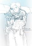【いい肉の日】いい筋肉といい機械といい男メイキン...サムネイル
